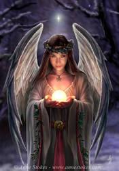 Yule Angel by Ironshod