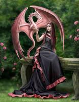 Elegant Dragon by Ironshod