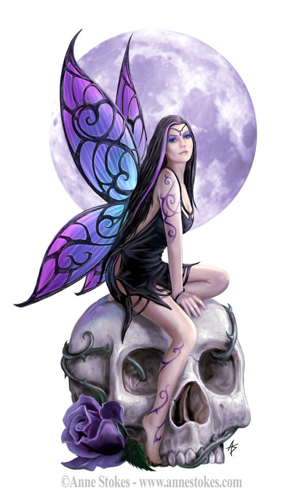 Skull Fairy by Ironshod