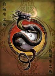 Yin Yang Guardian by Ironshod