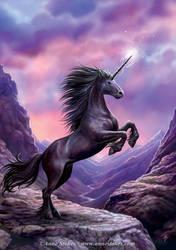 Black Unicorn by Ironshod