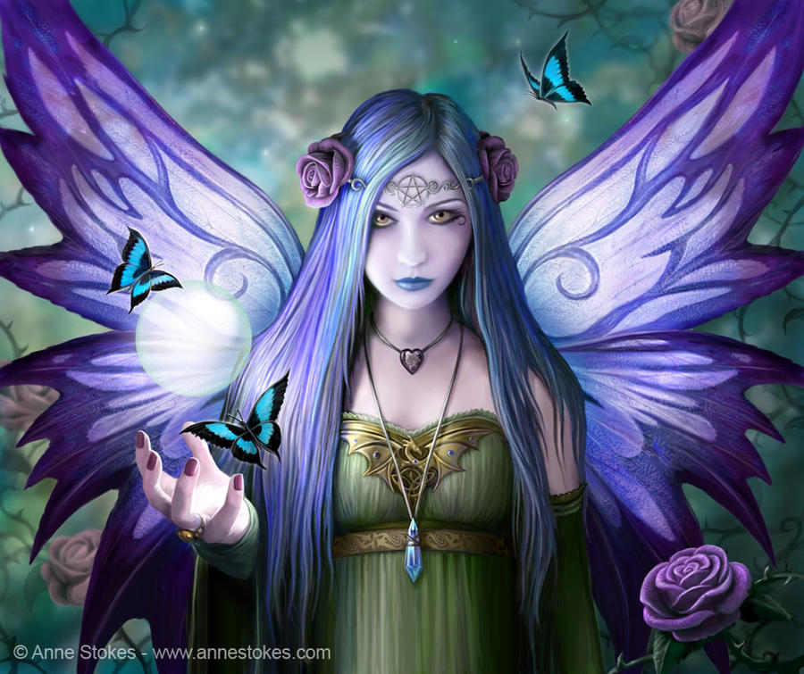 Mystic Aura by Ironshod