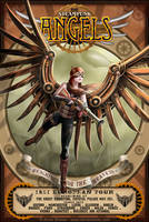 Steampunk Angels by Ironshod