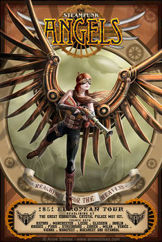 Steampunk Angels