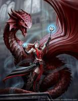 Scarlet Mage
