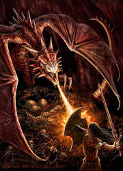 Dragons nest by Ironshod