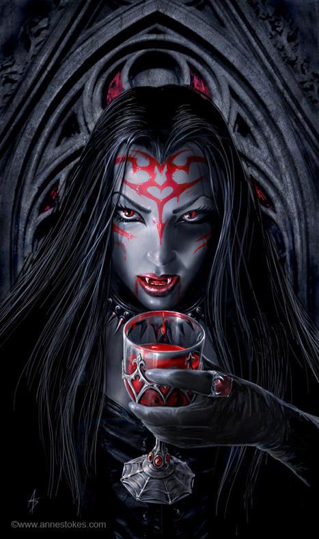 Vampire by Ironshod