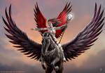Flying enchantress