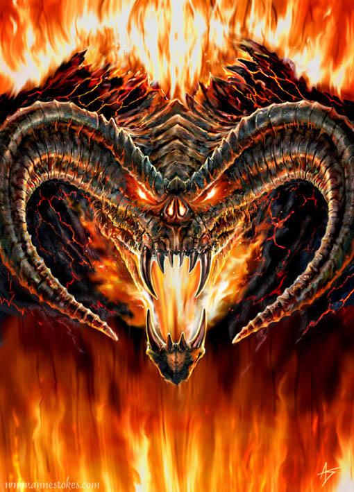 Balrog - El Demonio de la Tierra Media
