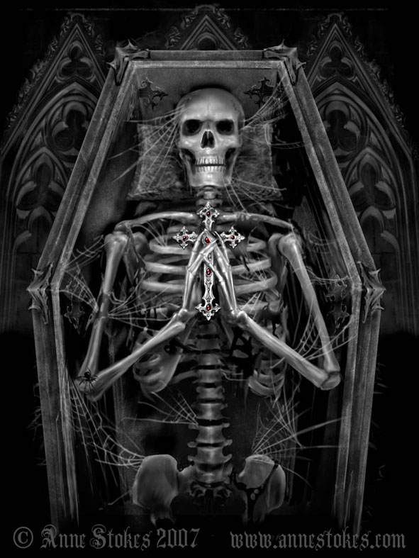 Skeleton Tomb By Ironshod On Deviantart