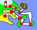 Gregan map by BlazeFkmn