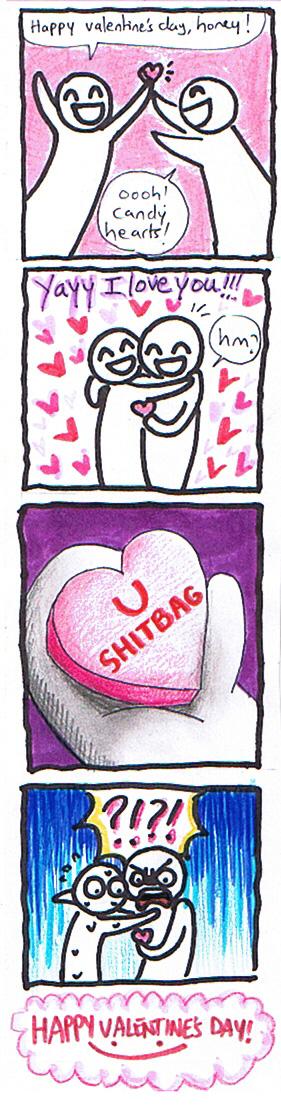 Valentine Gift by gejimayo