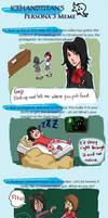 IHT's Persona 3 Meme