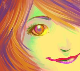 Colour Me Happy by gejimayo