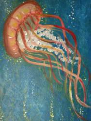 The Fish of Jelly by gejimayo