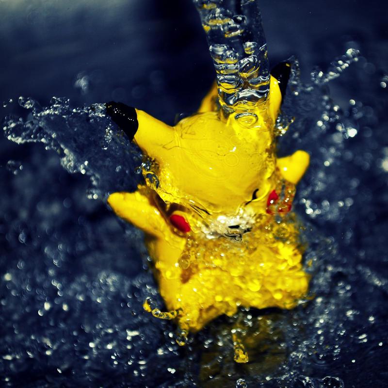 Water Gun Is Super Effective?? by DismayedSense