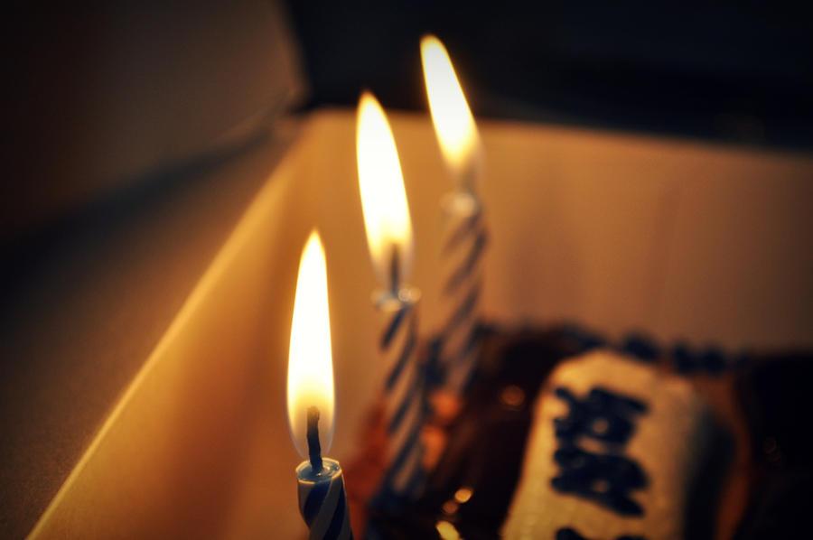 18th Birthday by DismayedSense