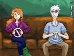 OTP Challenge 3 - Gaming/Watching a movie
