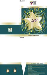 TCCD Employee Program Folder by divineattack