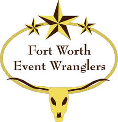 Fort Worth EventWranglers Logo by divineattack