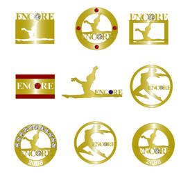 2008 Encore Lapel Pins by divineattack
