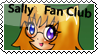 Sally Fan Club stamp by Lucky-JJ