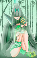 Humanized Celesteela by Lucky-JJ