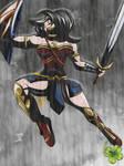 Wonder Woman v.3 (Rain)