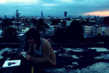 Roof. by Eloiisa