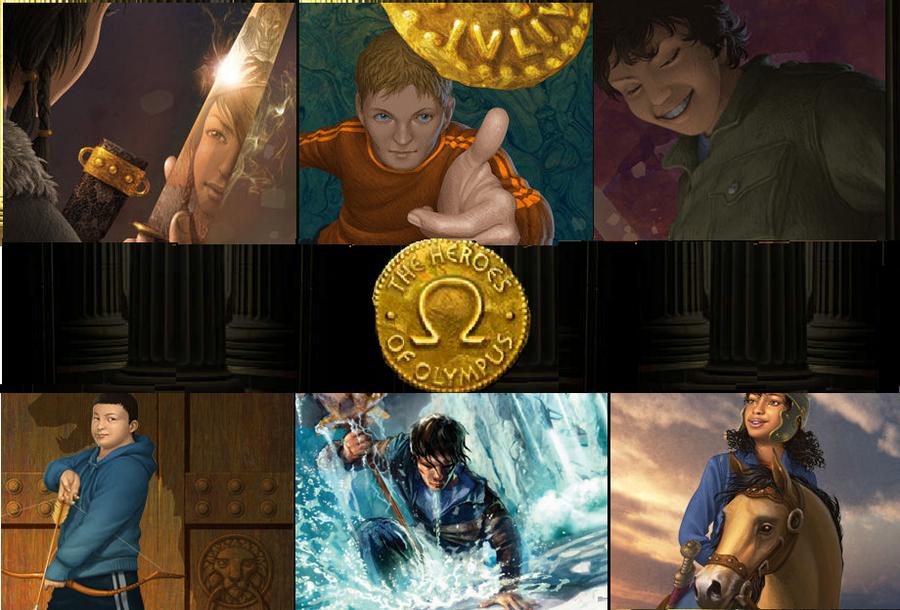 Heroes Of Olympus Fan Art