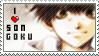 Stamp: Son Goku by anobouzu
