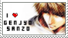 Stamp: Genjyo Sanzo by anobouzu
