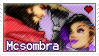 Mcsombra Fan Stamp (McCree x Sombra) by anobouzu