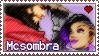 Mcsombra Fan Stamp (McCree x Sombra) by anobouzu