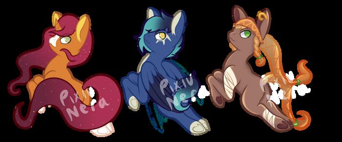 Pony Flatsale- OPEN