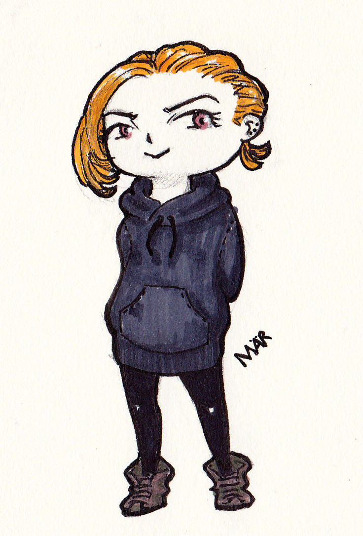 New Avatar by Ma-er