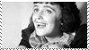 Edith Piaf stamp by Phobs