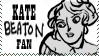Kate Beaton fan by Phobs