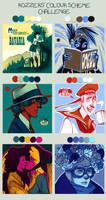 amazing Color Scheme challenge