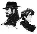 Kasi and Leo sketch