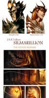 Tolkien's Silmarillion - The stolen silmaril