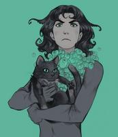 Demon Kitties by Phobs