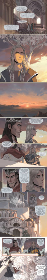 Silmarillion shorts: Sauron and Ar-Pharazon