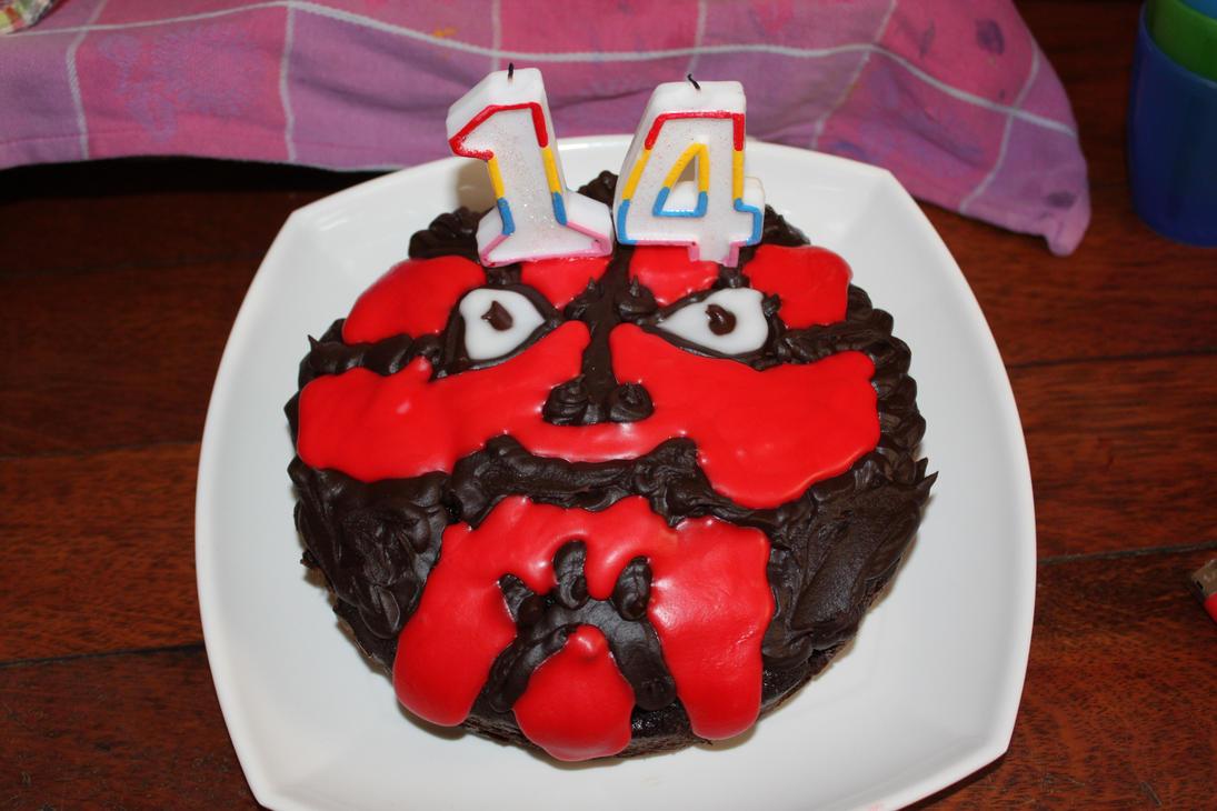 Darth Maul Cake By Maulopress On Deviantart