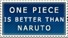 OP better than Naruto stamp by Kiyi-chan