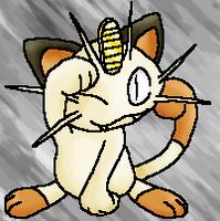 Meowth by Kiyi-chan