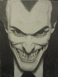 The Joker by kristienn