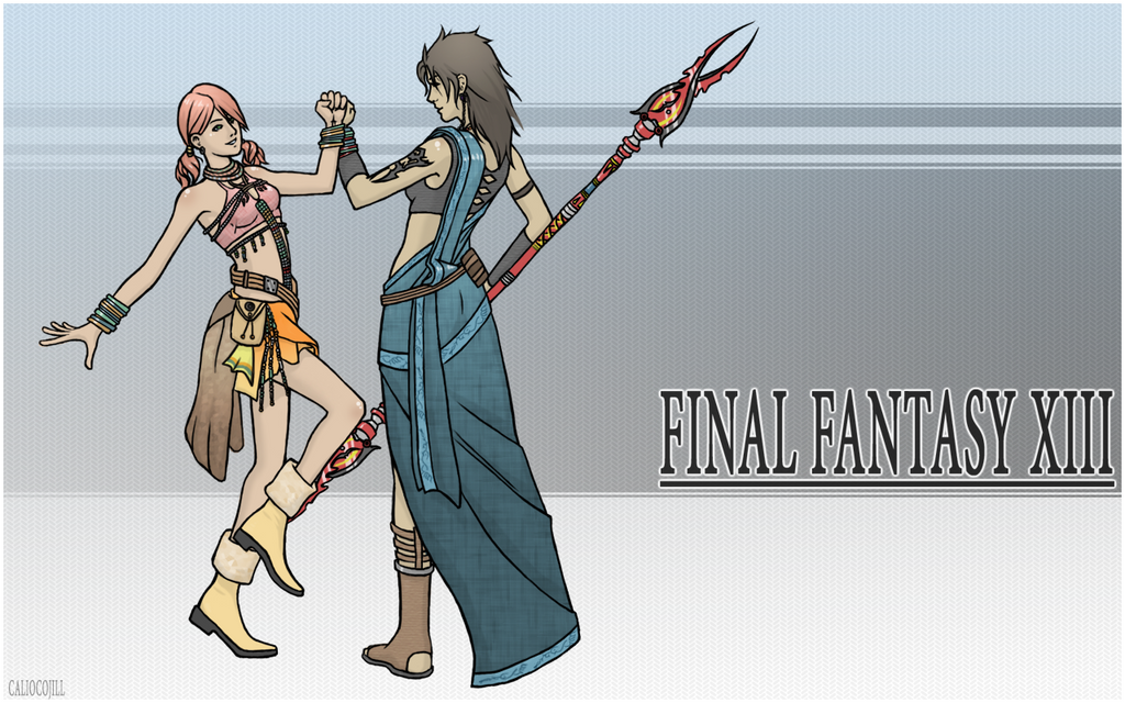 final fantasy 13 fang and vanille relationship help