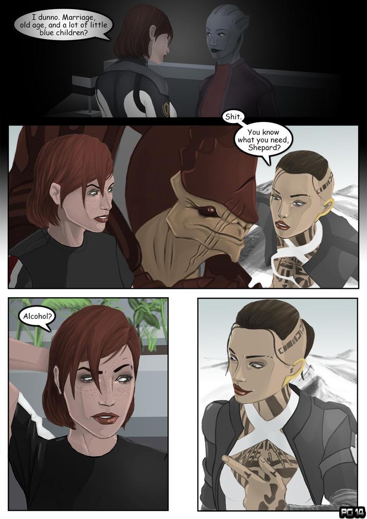Mass Effect: Reunion Page 14 by calicoJill