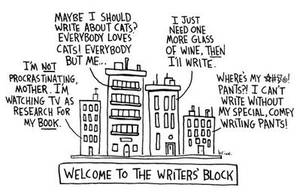 Writer's Block by kittyfantastic24